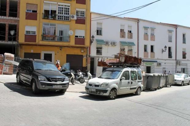 Usos habituales del espacio público en la actualidad - Imagen por USER Málaga
