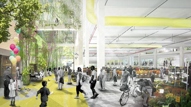 Ecosistema Urbano Wins West Palm Beach Design Competition Ecosistema Urbano