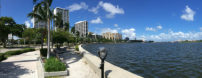 Flagler Drive, West Palm Beach waterfront