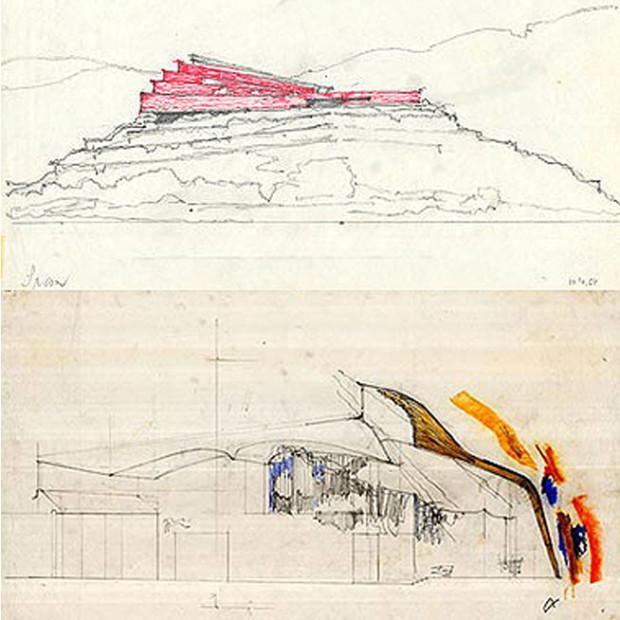 Bocetos MUSEUM - Alvar Aalto