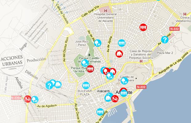 Activadores Urbanos - Alicante