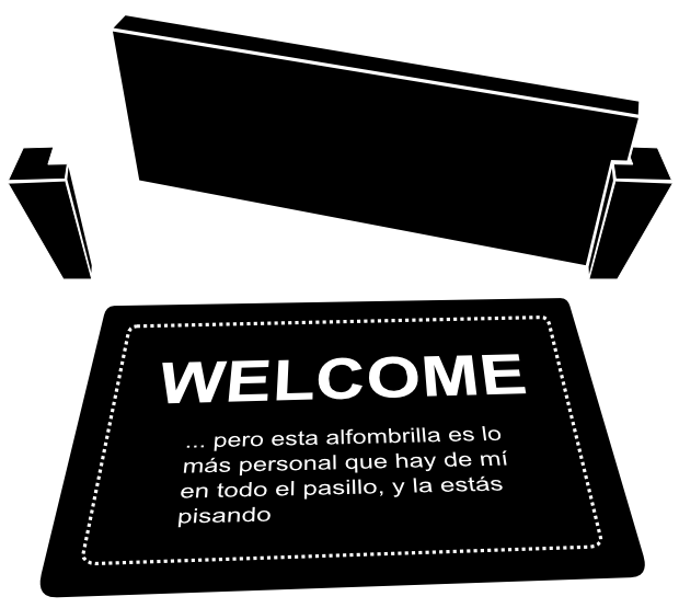 Welcome, pero...