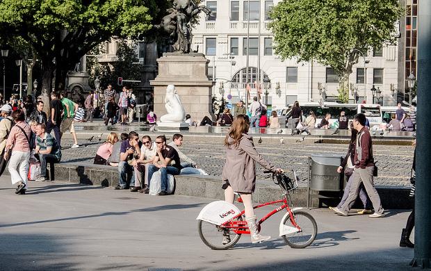 Barcelona - Foto por Josep M Martí - clic para ver original