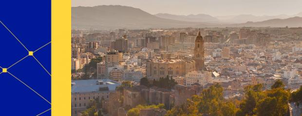 Noticias de URBACT - Imagen: Wikipedia, Málaga