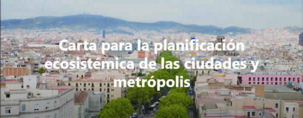 Carta urbanismo ecosistemico