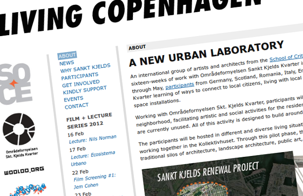 Living Copenhaguen