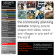 web de Community Planning