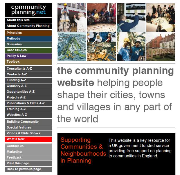 ⟶ Community Planning