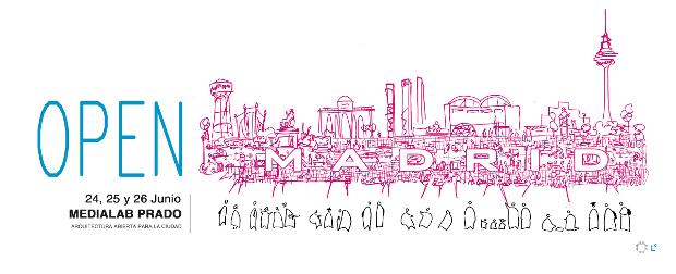 OpenMadrid - Ilustración por Jonathan Reyes y Mar Albiol de Carpe Via