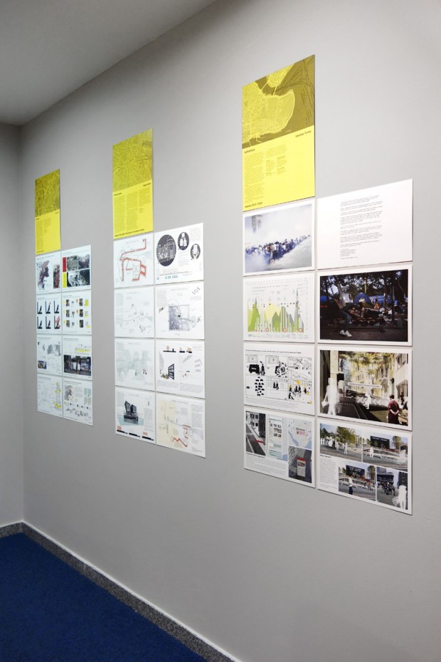 Planning for protest - Exhibition