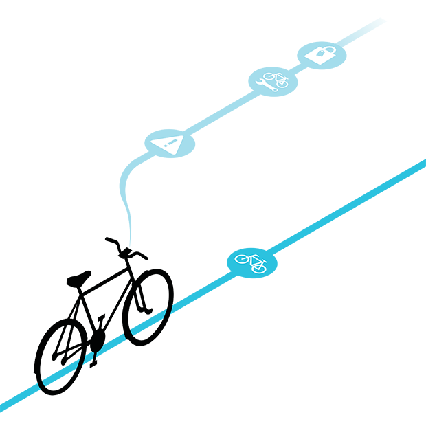 BikeLine: esquema de concepto