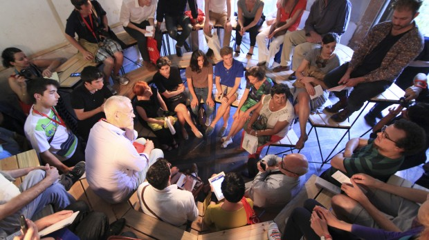 """Parlamento Urbano en Lisboa, sobre """"habitar la controversia"""""""