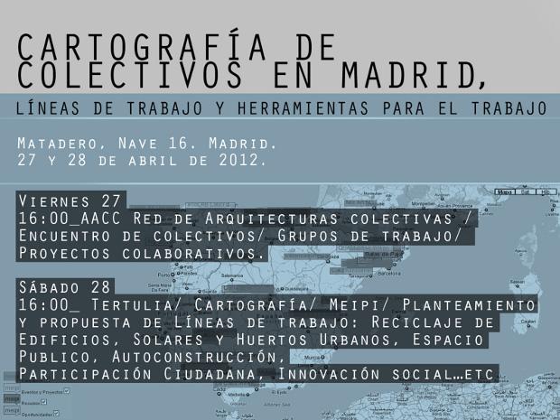 Encuentro colectivos de Madrid