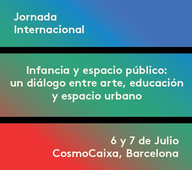 Infancia y espacio público: un diálogo entre arte, educación y espacio urbano