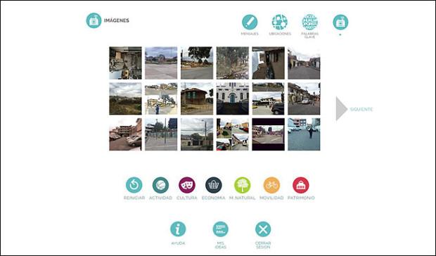 Vista Imágenes, Plataforma Local In Cuenca