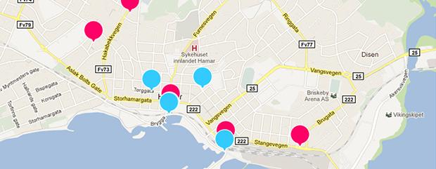 dreamhamar.app por Ecosistema Urbano