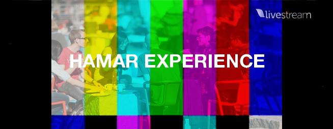 Hamar Experience 14 - livestream