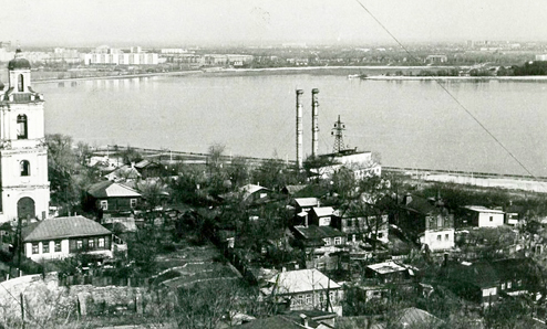 Voronezh and the reservoir - image via prorus.net - click to visit source