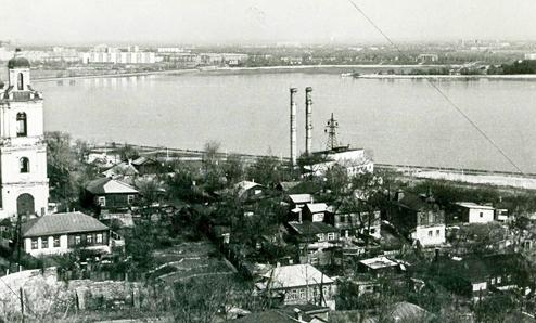 Voronezh and the reservoir - image via prorus.net - click to visit source
