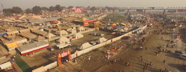 Kumbh Mela - Photo by Cishore on Flickr - clic to view original