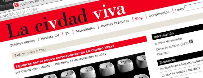 La Ciudad Viva