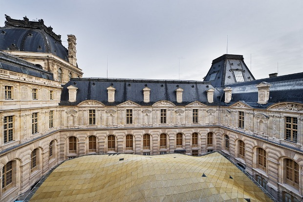 Département des Arts de l'Islam, musée du Louvre, Paris