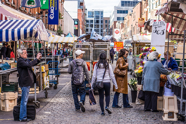 Moore Str., Dublin - Image by Infomatique - Flickr - Creative Commons