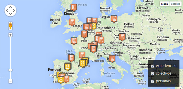 Más que una casa - mapa - clic para ampliar