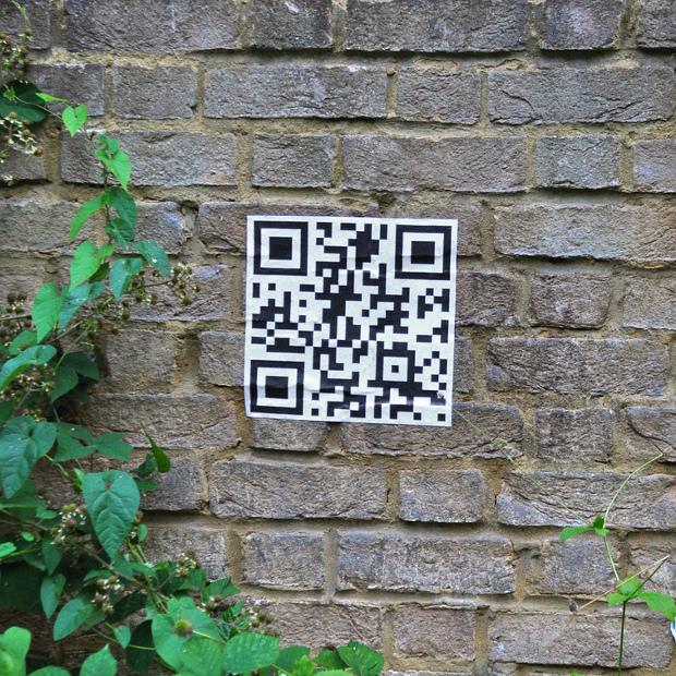 QR code - foto por id-iom en flickr