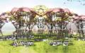 Organic Growth | Pabellón de verano para Governors Island, en crowdfunding
