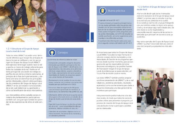 Páginas de ejemplo