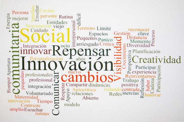 Palabras clave de la innovación social - Foto por Asier Gallastegui