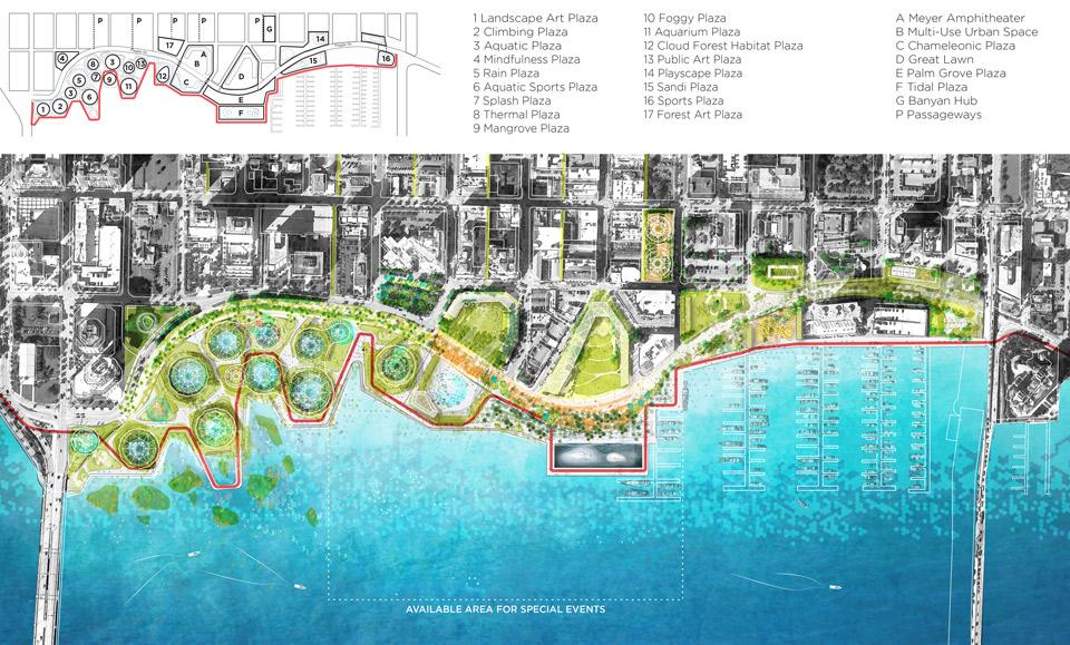 ecosistema urbano wins west palm beach design competition
