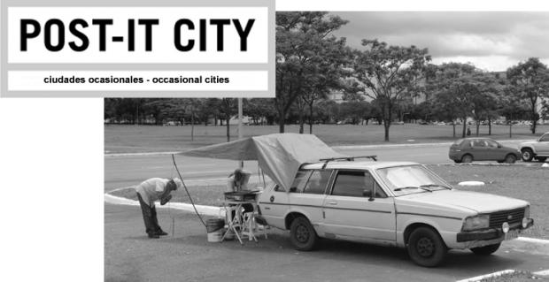 Post-it city - ciutats ocasionals