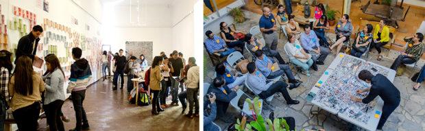 Participatory process in Asunción, Encarnación, Cuenca and in Distrito Central