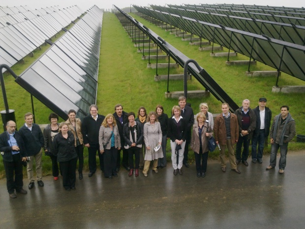 URBACT CASH Project participants visit Project Zero in Sonderborg