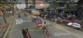 Analysis of the use of streets in Dhaka, Bangladesh, by Ecosistema Urbano