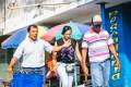 Habitantes del barrio Pescaíto en Santa Marta, conocidos como pescaiteros (Archivo BID)