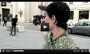 Skaters entre mosqueados y divertidos tratando de maniobrar sobre el banco