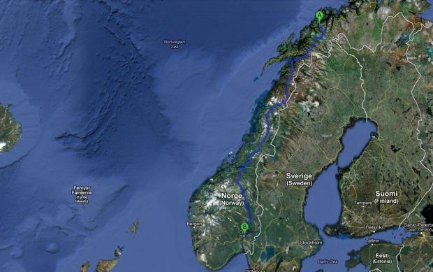 Tromsø in the North