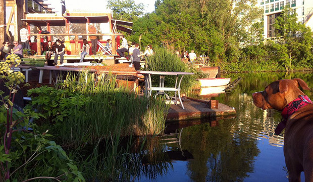 De Ceuvel - Imagen via www.deceuvel.nl