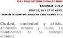 Jornadas UIMP