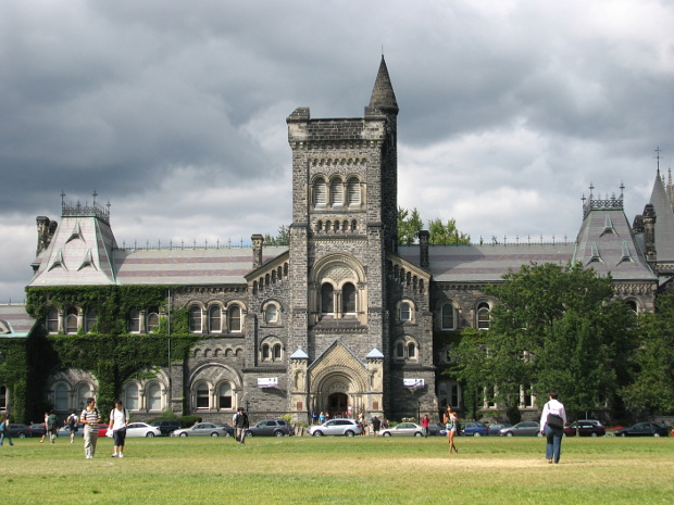 University of Toronto - Photo by bobistraveling on Flickr