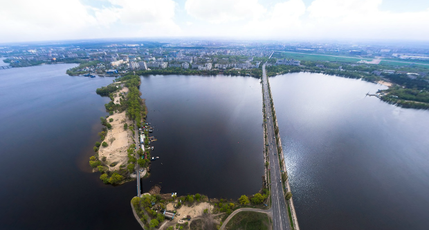 Click on the image to see some cool panoramas of the Voronezh Sea!