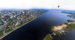 Click on the image to see some cool panoramas of the Voronezh Sea
