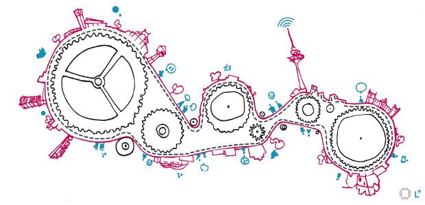 Ilustración por Jonathan Reyes y Mar Albiol de Carpe Via